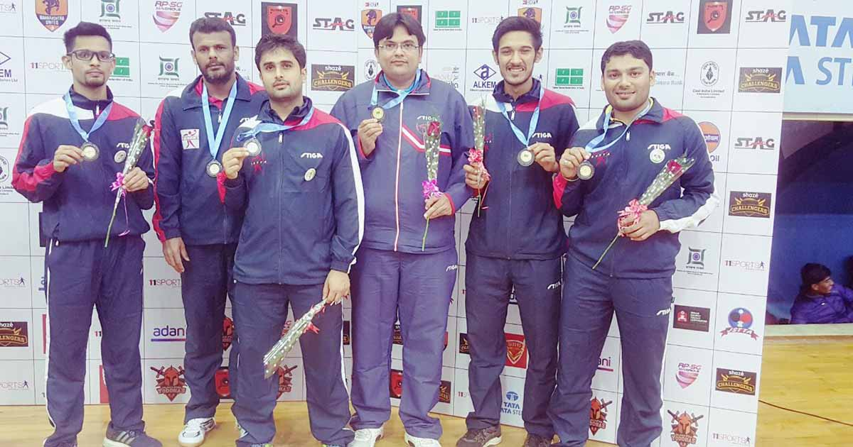 Gujarat men's team