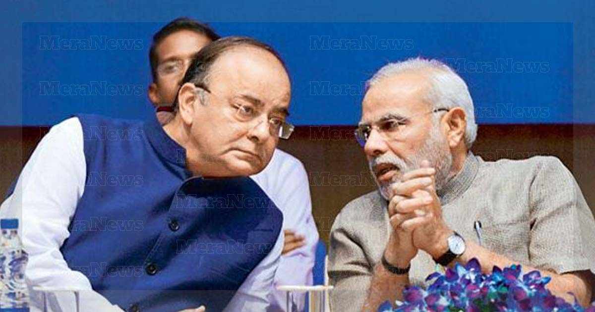 PM Modi and Jaitley