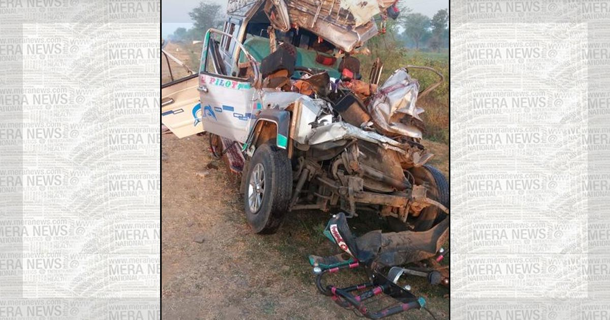 road accident in Kheda