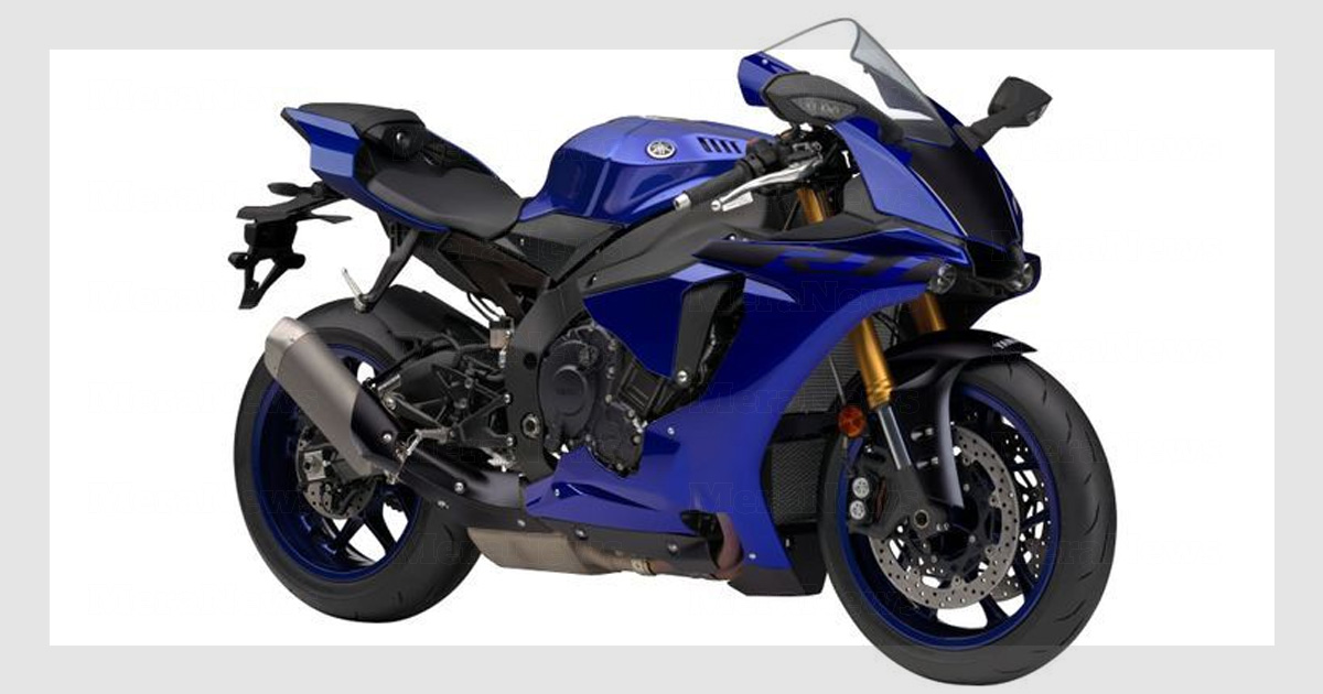 Yamaha launches YZF-R1